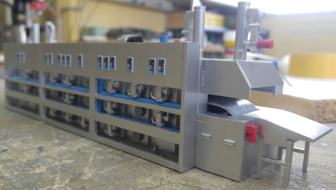 oven alitech high temperature